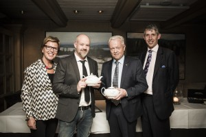 Norges beste hotellfrokost Twinings