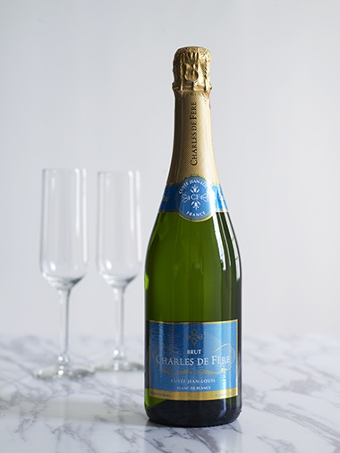 Charles de Fère Cuvée Jean-Louis Blanc de Blancs Brut