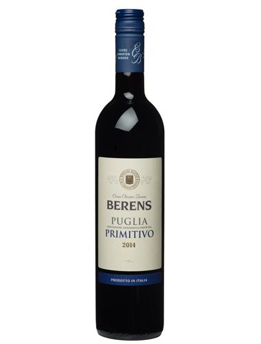 Cuvée Christer Berens Primitivo