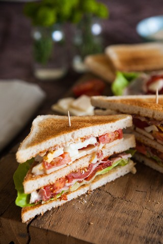 Club sandwich Kulinarisk.no
