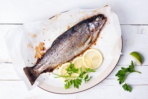 Ovnsbakt-ørret-Mat-Kulinarisk