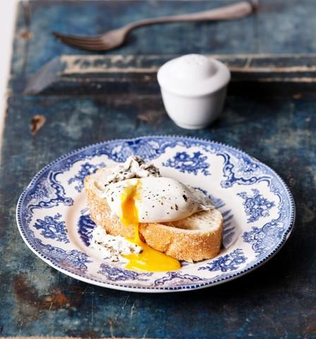 Posjerte egg