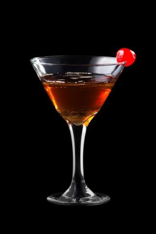 Ukens drink Manhattan