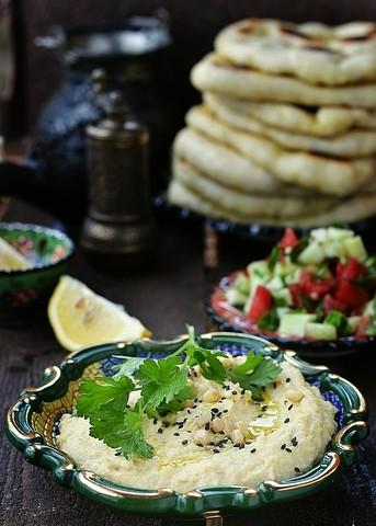 Arabisk-festmåltid