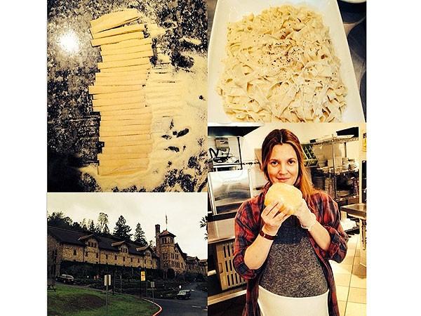USAs mest anerkjente uavhengige kokkeskole ligger vakkert til rett utenfor St. Helena i Napa Valley. Hit dro skueespillerne Drew Barrymore, Reese Witherspoon og Cameron Diaz for å lære å lage pasta.