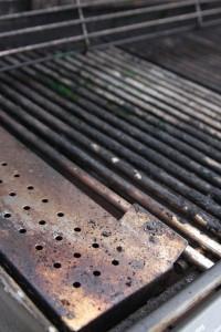 Klargjøring av grillen