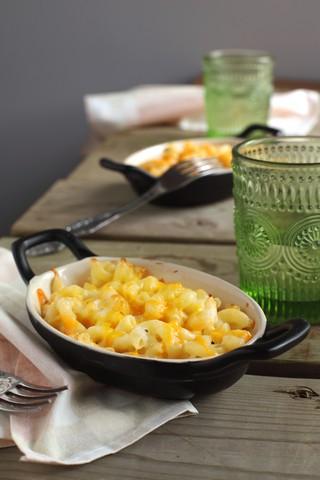 Makaroni og ost
