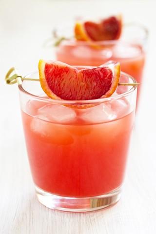 Rødappelsincocktail
