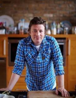 Kanskje det er Jamie Oliver kvinner tenker på når de sier at kokkeyrket er det mest sexy?