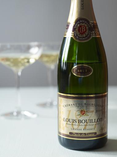 Bouillet Cremant de Bourgogne Perle de Vigne