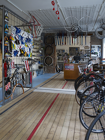 Oslovelo-sykkelverksted