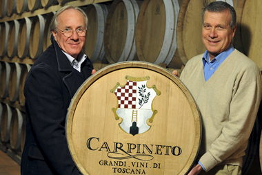 Giovanni Carlo Sacchet og Antonio Mario Zaccheo
