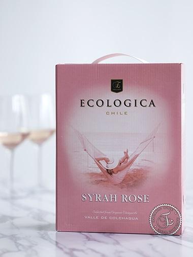 Ecologica Syrah Rosé