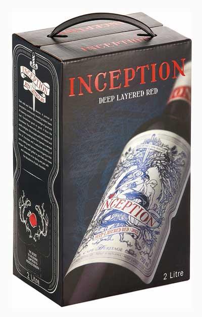 Inception Deep Layered Red spennende sør-afrikaner