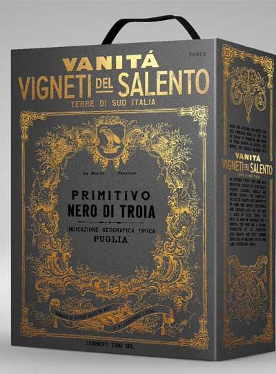 Vanitá Vigneto di Salento Fruktig uten tilsatt sukker