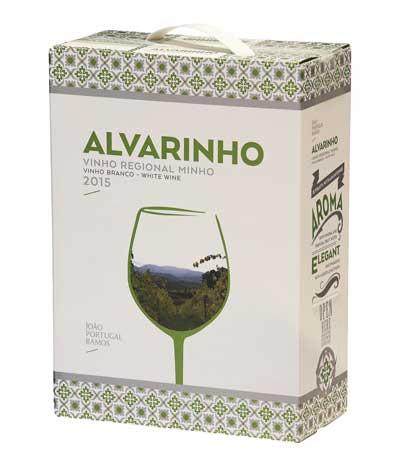 Vin til torsk João Portugal Ramos Alvarinho