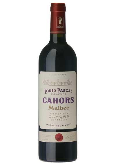 Louis Pascal Signature Cahors Malbec 2014