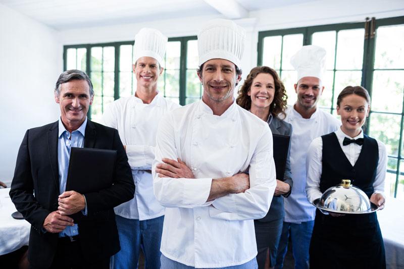 Kulinarisk jobb - Stillingsreportasje for horeca