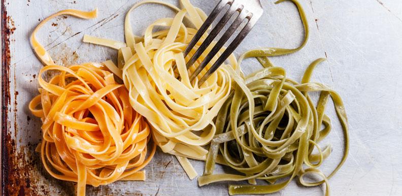 Pasta Det allsidige måltidet Al dente betyr ikke for hard og ikke for myk
