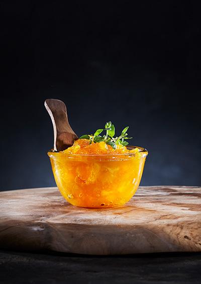 Appelsinmarmelade - med vanilje og stjerneanis