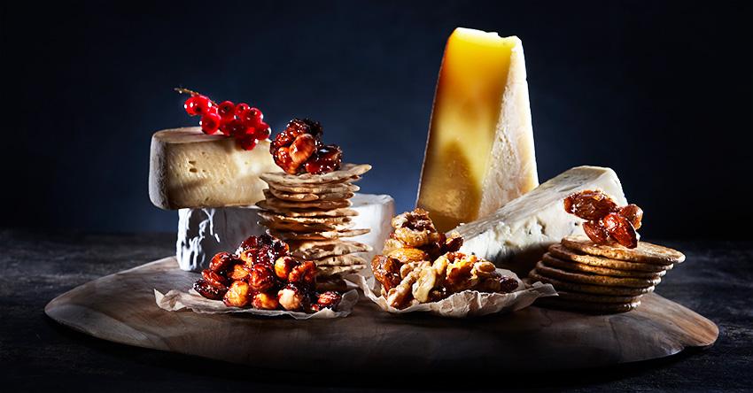 Tilbehør til ostefat