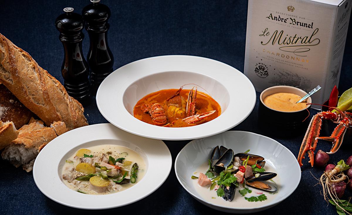 Fiskesuppe varmende gourmetmat til både hverdag og fest