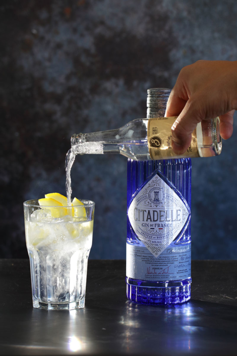 Citadelle gin & tonic Oslo Ginfestival