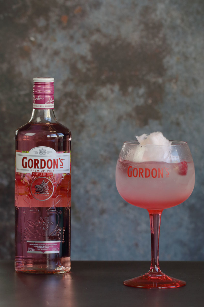 Gordons pink Oslo Ginfestival