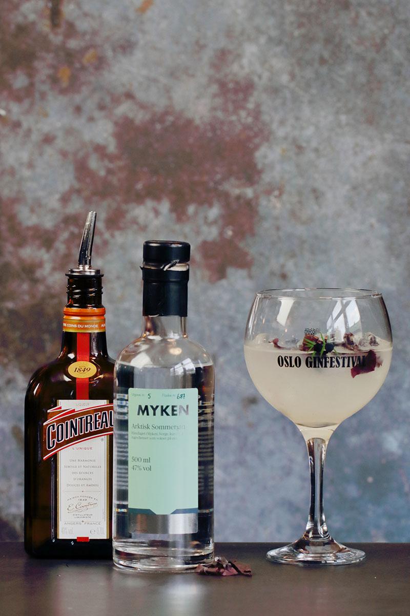 Mykenita Oslo ginfestival